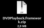 DVDPlayback.framework icon