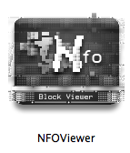 NFOViewer logo