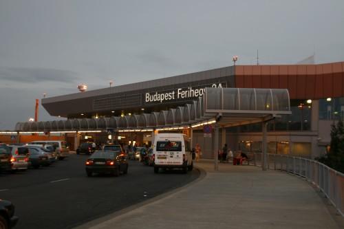 Ferihegy terminál