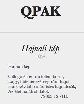 Kép Qpak blogjáról
