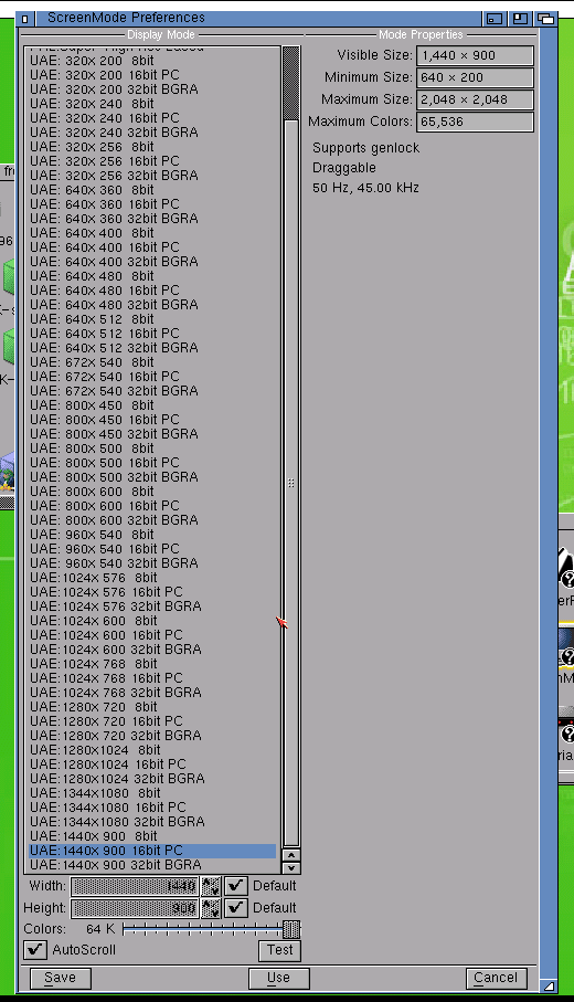 Possible to use FullHD resolution in FS-UAE on Mac? - English Amiga